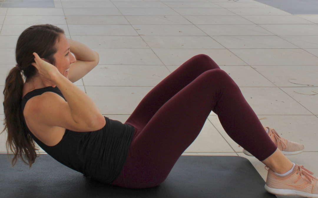 Why You May Want To Avoid Sit Ups!